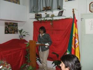 Dª Mª Dolores Rodríguez Carrasco, concejal delegada de la mujer.