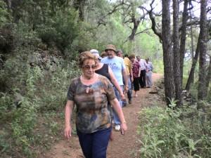 Camino de El Calabacino