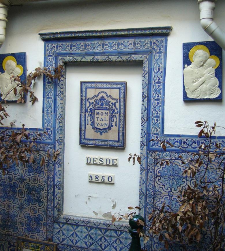 Cerámica Montalván es patrimonio de Sevilla