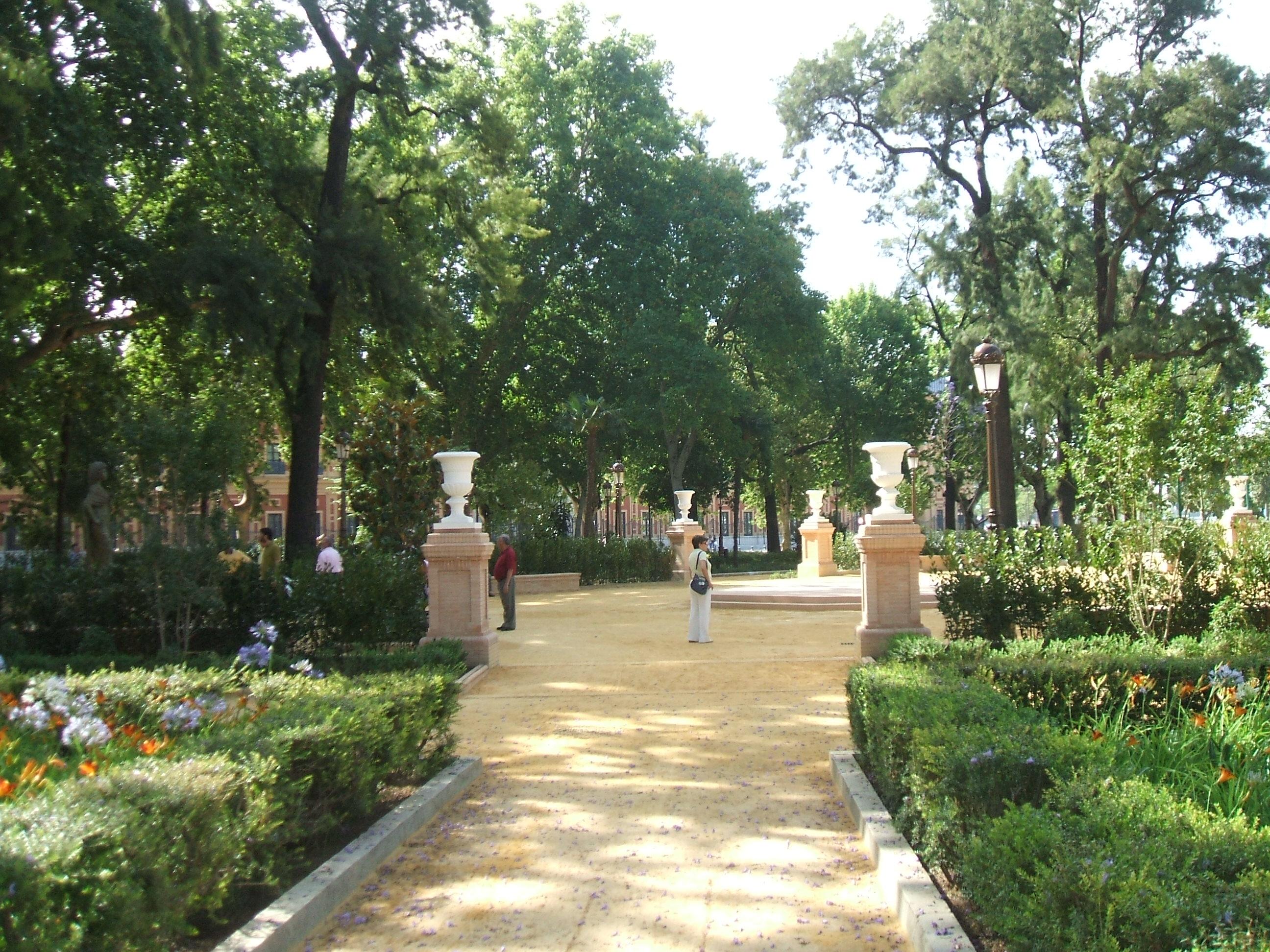 Jardines del cristina asociaci n amigos de los jardines for Los jardines del califa