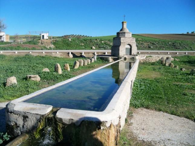 Fuente de la Coriana (Olivares)