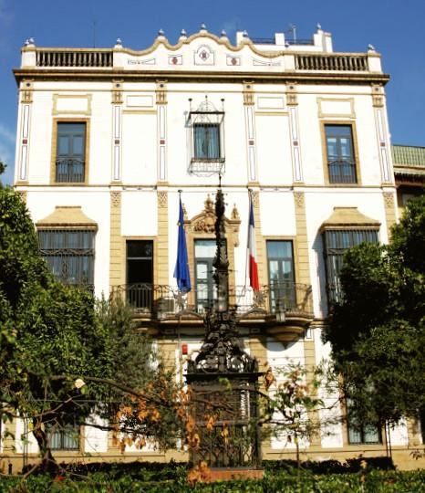 Consulado de francia en Sevilla