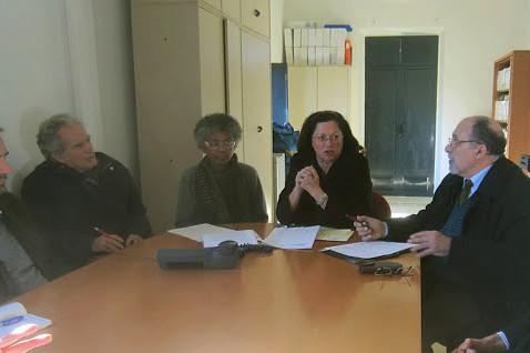 consulado frances reunión Sevilla