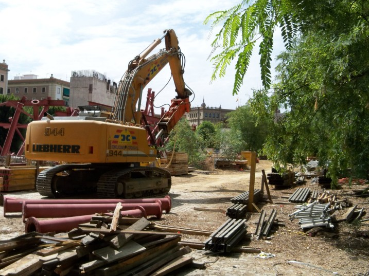 Demolición septiembre 2012