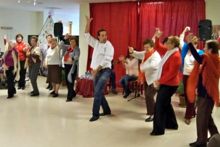 Taller de autoestima corporal a través del flamenco.