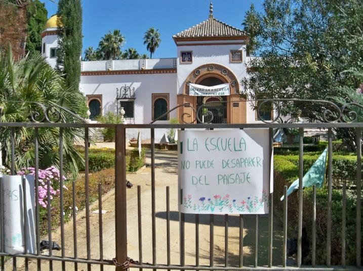 Escuela de Jardinería.