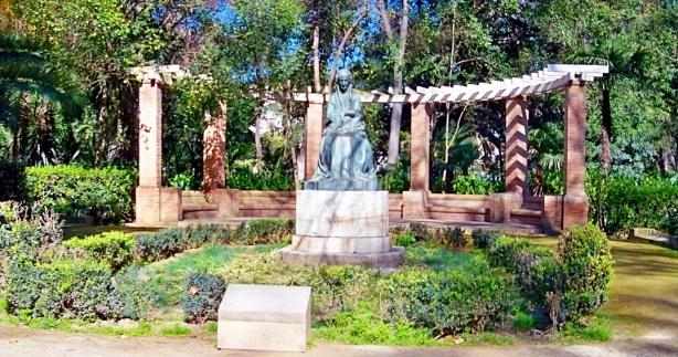 Monumento a la Infanta María Luisa