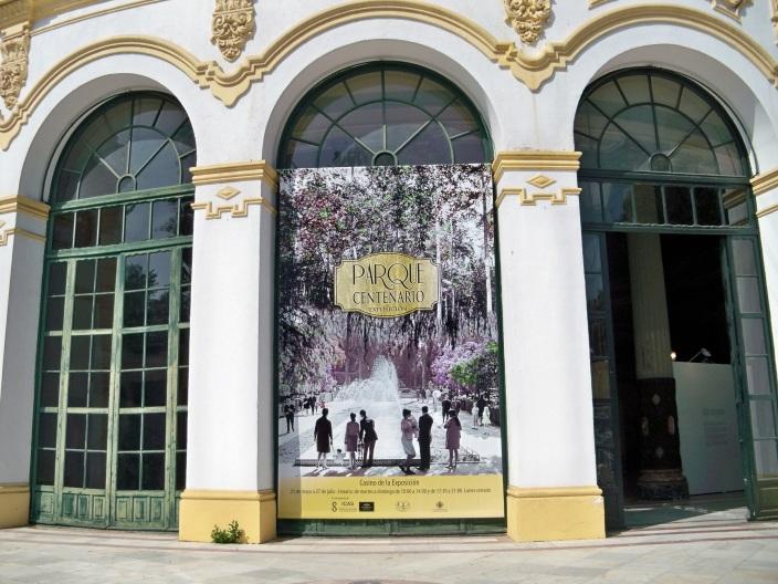 Clausura de la exposición Parque Centenario,