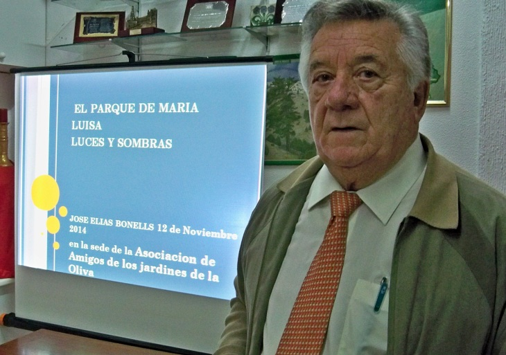 Don José Elías Bonells