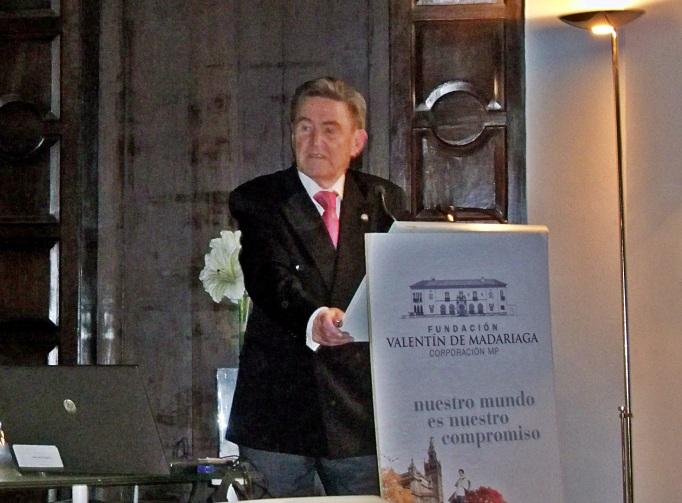 El doctor Francisco José Araujo O´Reilly