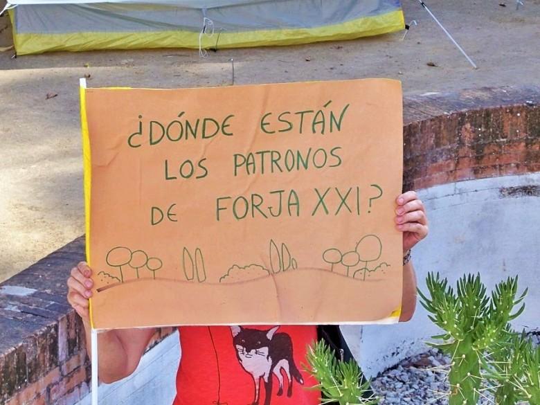 ¡Cómo no vamos a pedir una Escuela de Jardinería en Andalucía!