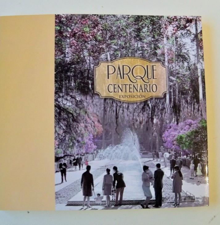 Libro Parque Centenario escrito por Amparo Graciani