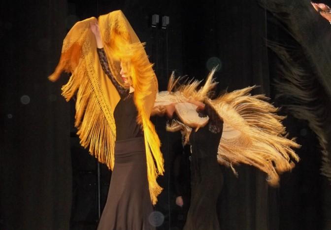 Gala Flamenca Centenario Parque de María Luisa.