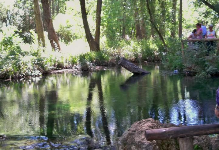 Nacimiento del río Huéznar