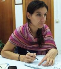 Ángela Lara García, consejera de Participa Sevilla.