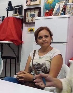 Esther Movilla Romero, Directora General del Distrito Sur de Sevilla