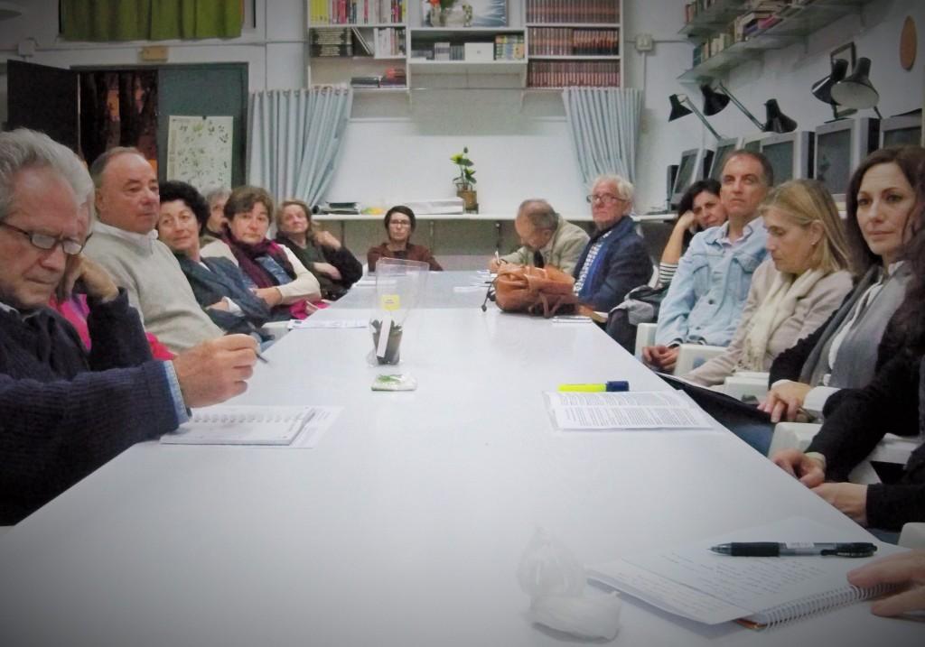 Reunión de la Plataforma, noviembre de 2015