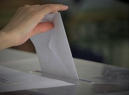 Tu voto elige el futuro de todos.