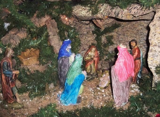 Nuestro Misterio, este año con los Reyes Magos nuevos...