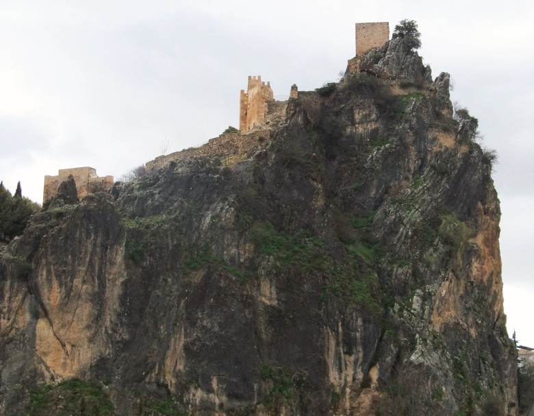 Castillo de La Iruela.