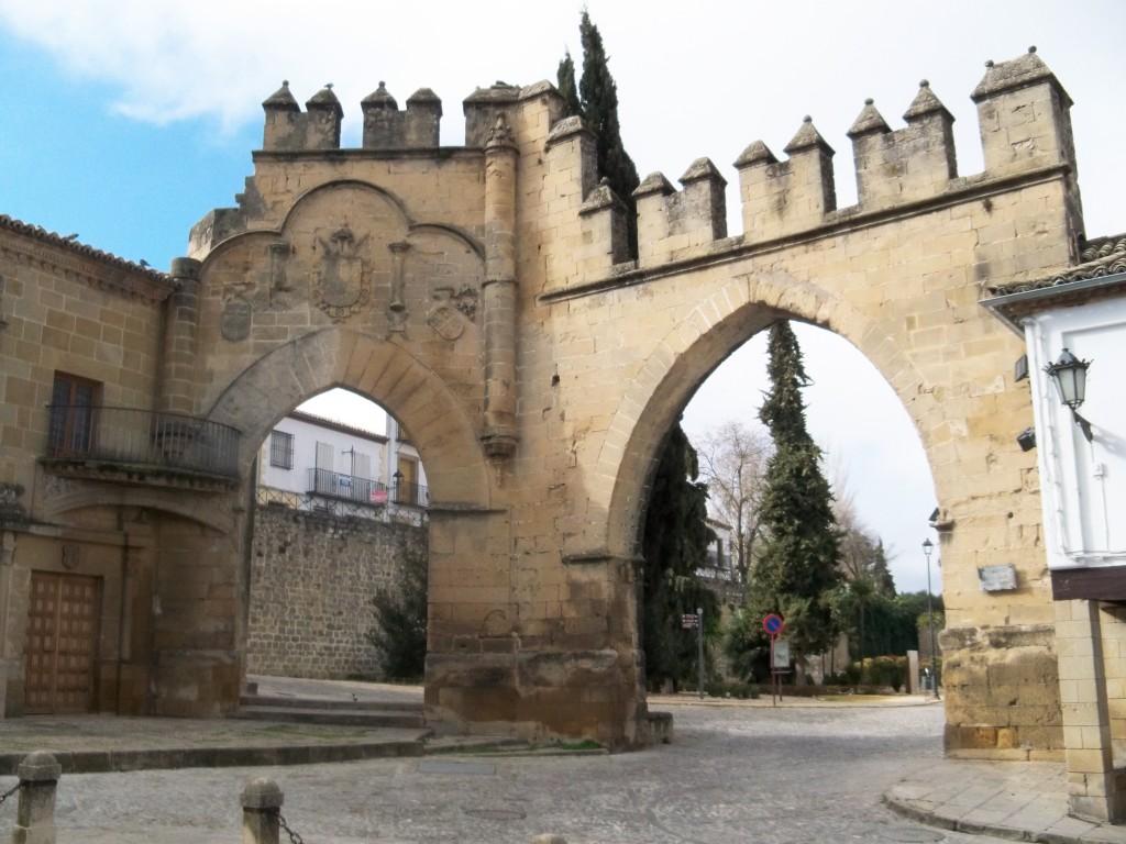 Arco de Villalar.