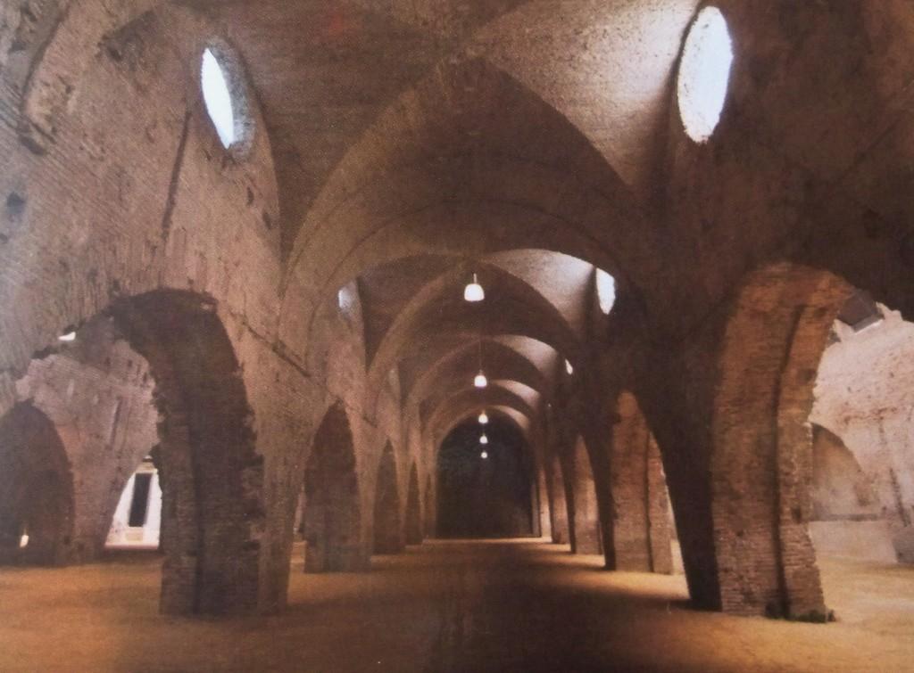 Las Reales Atarazanas de Sevilla