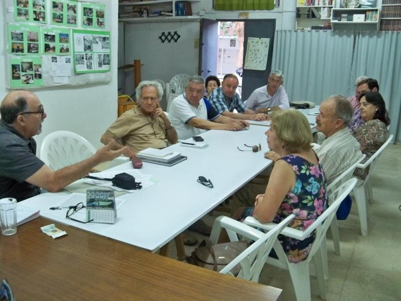 Reunión de la Plataforma, 6 de junio de 2016