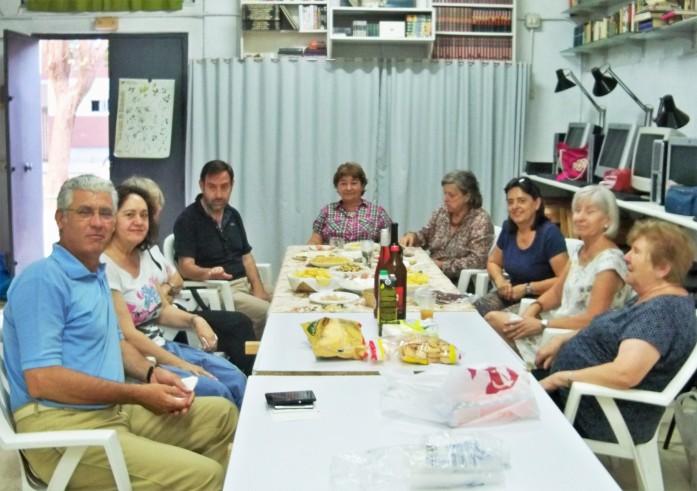 En septiembre seguiremos defendiendo los parques y jardines de Sevilla.