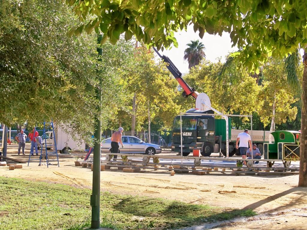 Un parque didáctico y temático como el J. Celestino Mutis, no es el lugar idóneo para montar la Calle del Infierno.