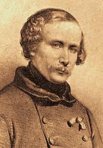 El pintor Genaro Pérez Villaamil.