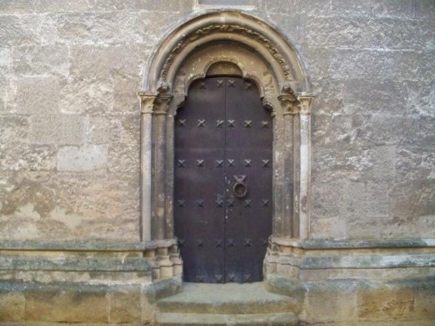 La puerta de la torre