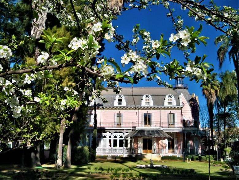 Jardines de la casa rosa asociaci n amigos de los - La casa de los uniformes sevilla ...